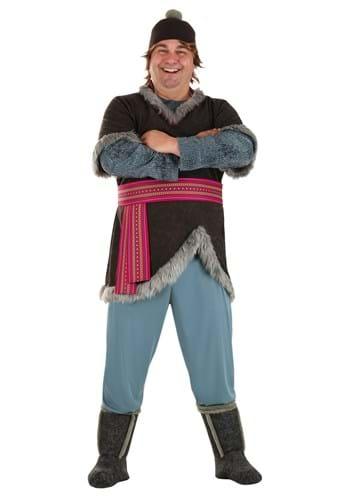 Fantasia adulto Deluxe Frozen Kristoff Plus Size – Frozen Kristoff Plus Size Deluxe Adult Costume
