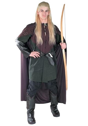 Fantasia adulto de Legolas Senhor dos Anéis  – Adult Legolas Costume