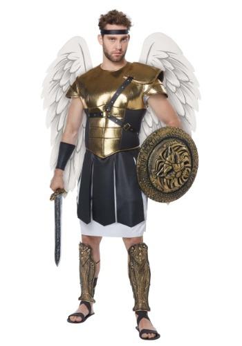 Fantasia adulto de arcanjo masculino-Men's Archangel Adult Costume