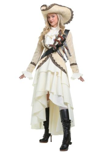 Fantasia cativante de pirata feminino Plus Size – Captivating Pirate Women's Plus Size Costume