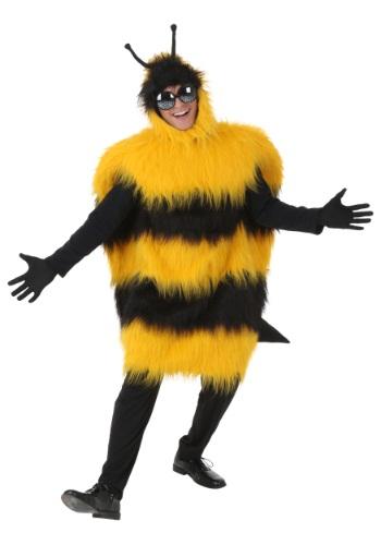 Fantasia de Abelha Plus Size – Plus Size Deluxe Bumblebee Costume