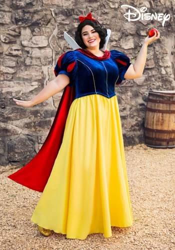 Fantasia de Branca de Neve para Plus Size da Disney's  – Snow White Costume for Plus Size Women from Disney's Snow White