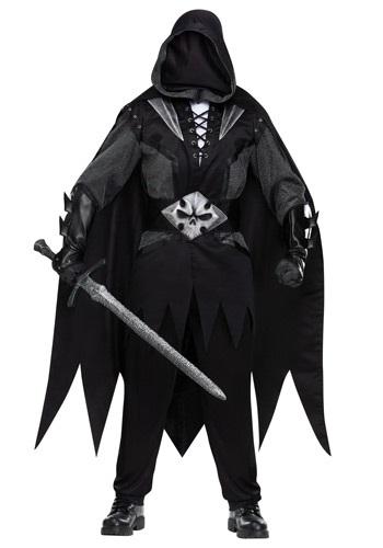 Fantasia de Cavaleiro Mal masculino – Men's Evil Knight Costume