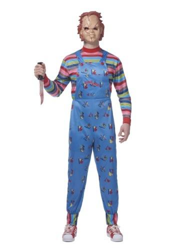 Fantasia de Chucky Plus Size para Adultos – Chucky Plus Size Costume for Adults