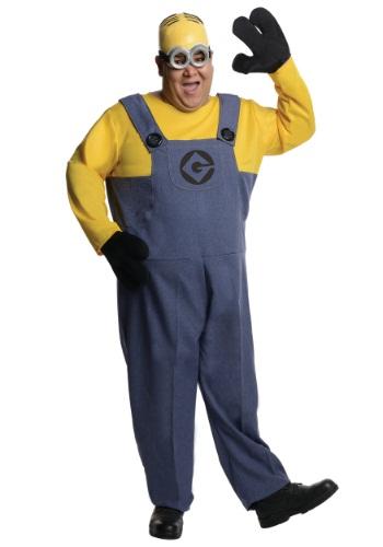 Fantasia de Dave Minion Plus Size – Plus Size Dave Minion Costume