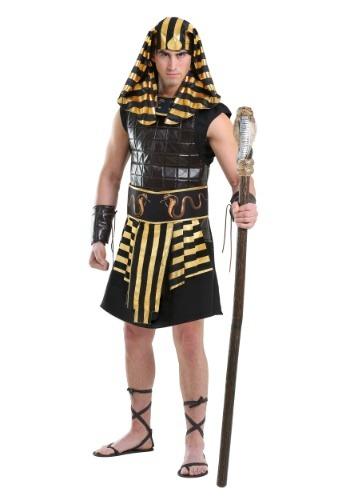 Fantasia de Faraó Antigo Adulto Plus Size – Ancient Pharaoh Adult Plus Size Costume