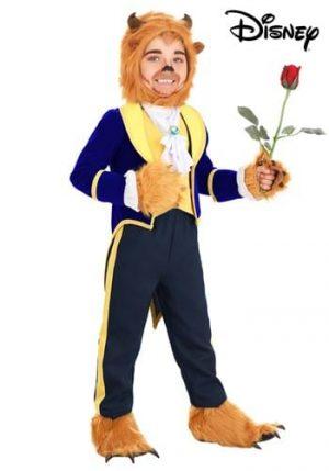 Fantasia  de Fera para Crianças em A Bela e a Fera da Disney – Beast Costume for Toddlers from Disney's Beauty and the Beast