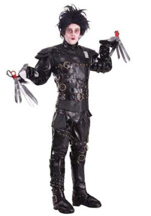 Fantasia de Grand Heritage Edward Mãos de Tesoura – Grand Heritage Edward Scissorhands Costume
