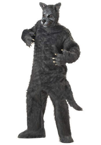 Fantasia de Grande Lobo Mau Plus Size – Plus Size Big Bad Wolf Costume