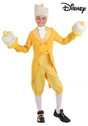 Fantasia de Luminária  para crianças de A Bela e a Fera da Disney – Lumiere Costume for Kids from Disney's Beauty and the Beast