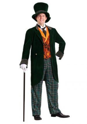 Fantasia de Mágico de Oz Deluxe Plus Size – Deluxe Plus Size Wizard of Oz Costume