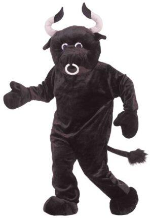Fantasia de Mascote Touro- Mascot Bull Costume