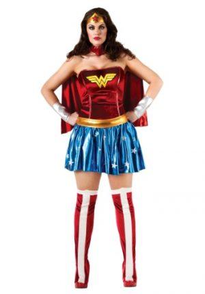 Fantasia de Mulher Maravilha Plus Size – Wonder Woman Plus Size Costume