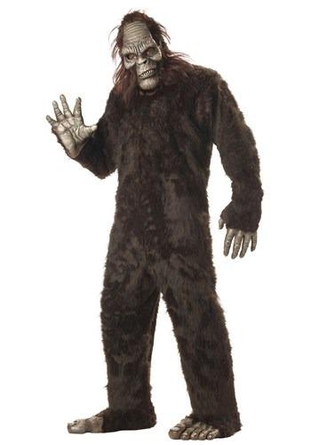 Fantasia de Pé Grande – Bigfoot Plus Size Costume