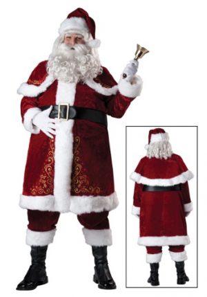 Fantasia de Papai Noel Plus Size – Plus Size Jolly Ole St. Nick Costume