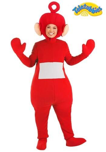 Fantasia de Po Teletubbies para adultos – Po Teletubbies Costume for Adults
