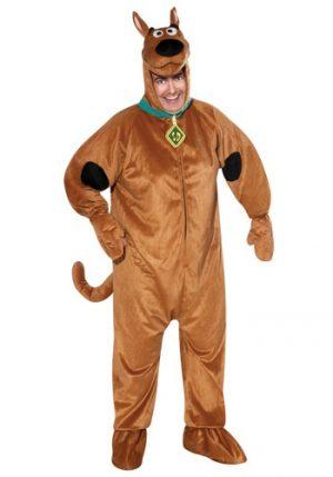 Fantasia de Scooby Doo adulto plus size – Adult Plus Size Scooby Doo Costume