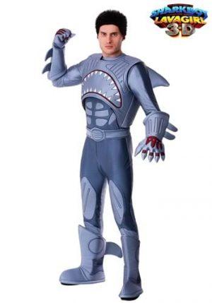 Fantasia de Sharkboy e Lavagirl Plus Size Sharkboy – Sharkboy & Lavagirl Plus Size Sharkboy Costume