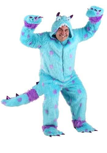 Fantasia de Sullivan Monstros S.A Plus Size- Plus Size Sullivan the Monster Costume
