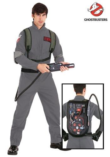 Fantasia de cosplay tamanho plus size Ghostbusters 2 masculino – Ghostbusters 2 Men's Plus Size Cosplay Costume