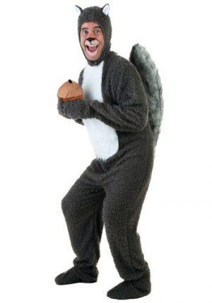 Fantasia de esquilo Plus SIze – Plus Size Squirrel Costume