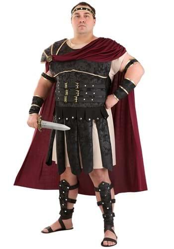 Fantasia de gladiador romano Plus Size – Plus Size Roman Gladiator Costume