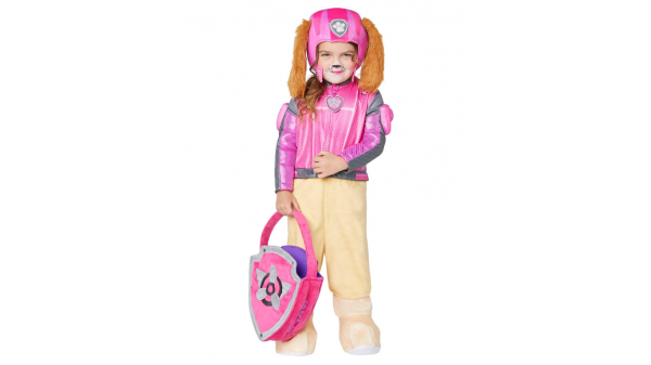 Fantasia de luxo para criança Skye Patrulha Canina – Toddler Skye Costume Deluxe – PAW Patrol