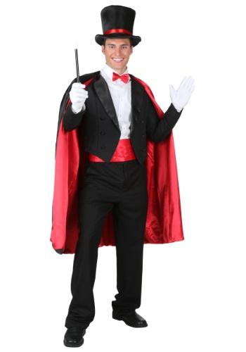 Fantasia de mágico Pluz SIze – Plus Size Magician Costume