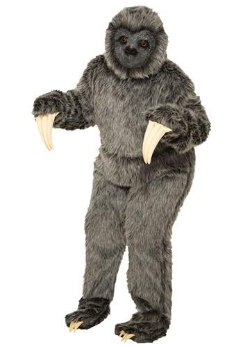 Fantasia de mascote de preguiça adulta – Adult Sloth Mascot Costume
