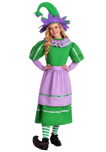 Fantasia de menina Munchkin Plus size – Plus Size Munchkin Girl Costume