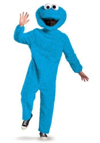 Fantasia de monstro de biscoito plus size – Prestige Plus Size Cookie Monster Costume