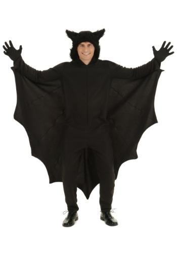 Fantasia de morcego Plus Size – Plus Fleece Bat Costume