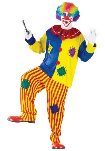 Fantasia de palhaço Plus Size – Plus Size Big Top Clown Costume