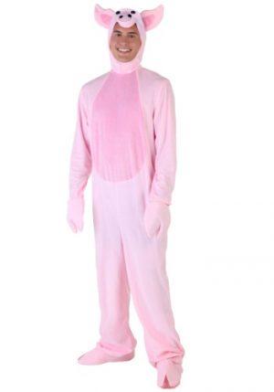 Fantasia de porco Plus Size – Plus Size Pig Costume