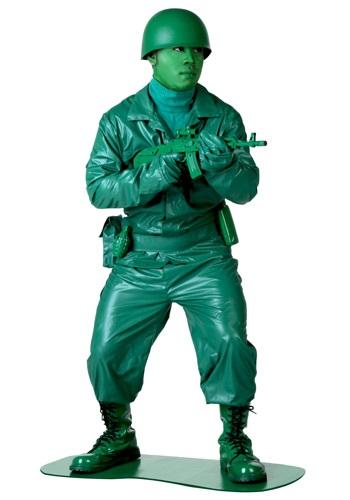 Fantasia  do Exército Verde – Green Army Man Costume