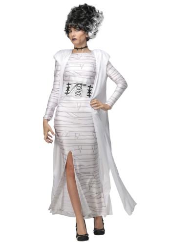 Fantasia feminina de noiva de Frankenstein – Bride of Frankenstein Women's Plus Size Costume