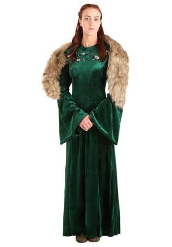 Fantasia feminina de princesa lobo Plus Size – Women's Plus Size Wolf Princess Costume