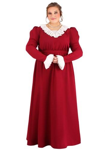 Fantasia feminino Abigail Adams Plus SIze – Plus Size Abigail Adams Costume for Women