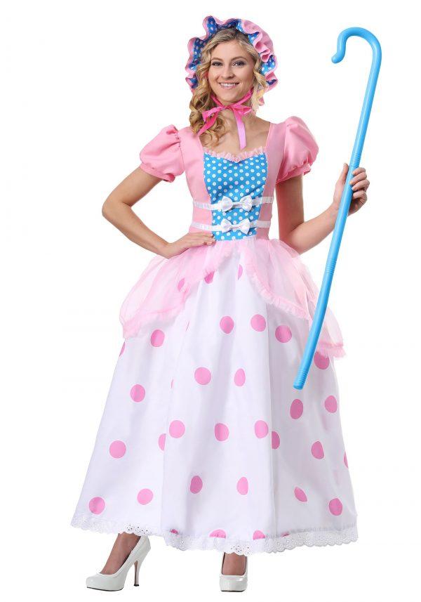 Fantasia feminino Bo Peep Plus Size – Bo Peep Plus Size Women's Costume