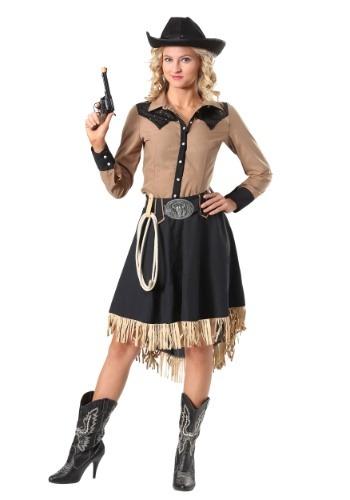 Fantasia feminino Cowgirl plus size – Womens Lasso'n Cowgirl Plus Size Costume