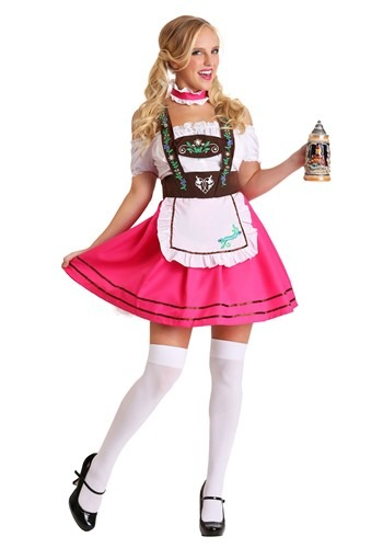 Fantasia feminino Plus Size Olga Oktoberfest – Women's Plus Size Olga Oktoberfest Costume