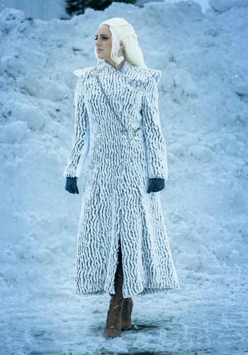 Fantasia feminino Plus Size do Winter Dragon Queen – Winter Dragon Queen Women's Plus Size Costume