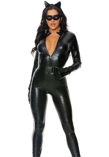 Fantasia feminino Plus Size felino feroz – Plus Size Fierce Feline Women's Costume
