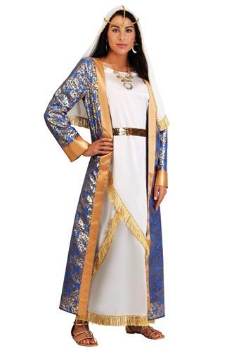 Fantasia feminino Plus size rainha Esther – Women's Plus Size Queen Esther Costume