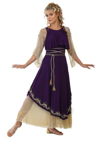 Fantasia feminino da deusa afrodite plus size – Women's Aphrodite Goddess Plus Size Costume