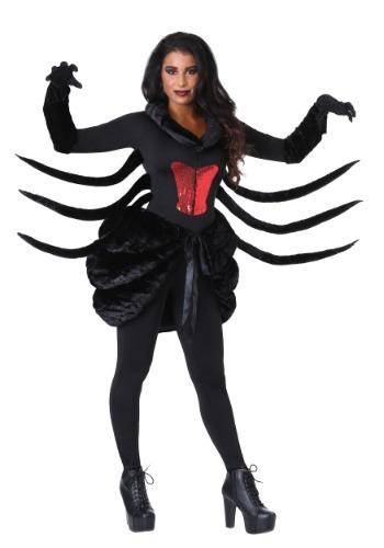 Fantasia feminino plus size de viúva negra – Women's Plus Size Black Widow Costume