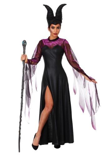 Fantasia feminino plus size malicioso de rainha – Women's Plus Size Malicious Queen Costume