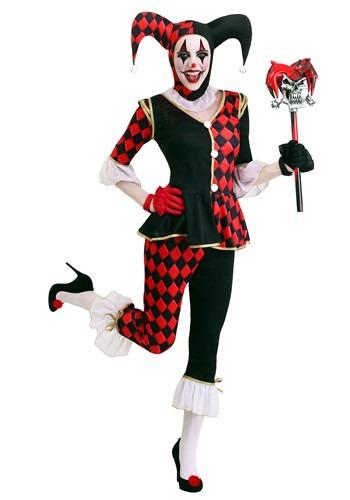 Fantasia feminino regal arlequim plus size – Plus Size Women's Regal Harlequin Costume