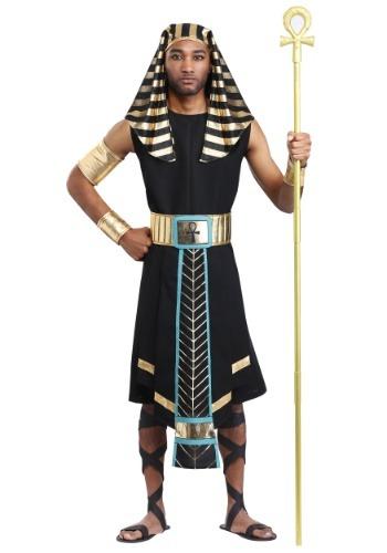 Fantasia masculino Dark Faraó  Plus Size – Mens Dark Pharaoh Plus Size Costume