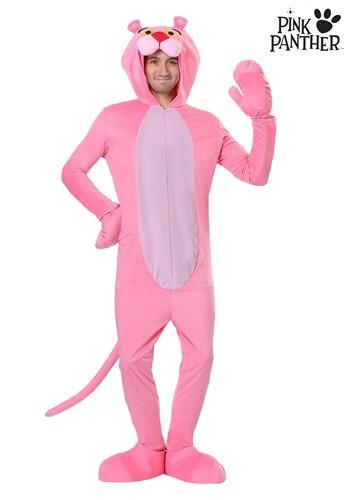 Fantasia masculino Pantera Cor de Rosa Plus Size – The Pink Panther Plus Size Men's Costume